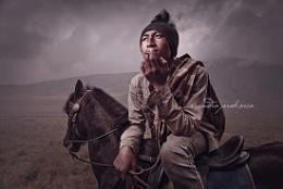 Mount Bromo Horse Rider