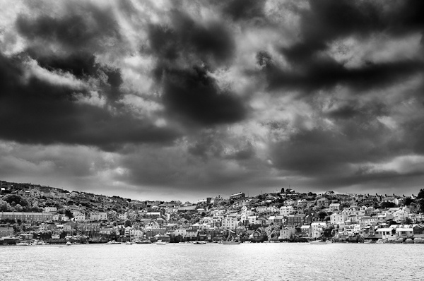 Polruan from Fowey, Cornwall by nickh158