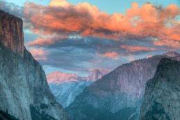 yosemite sunset 2