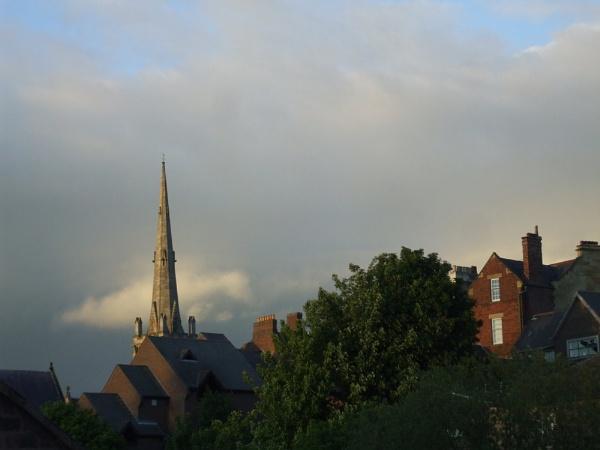 Durham sky by goodone