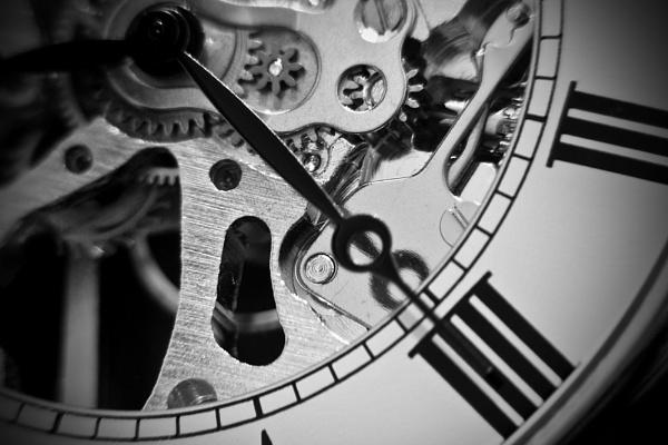 Pocket Watch by jason901