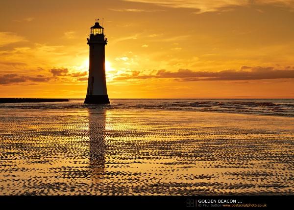 Golden Beacon ... by sut68