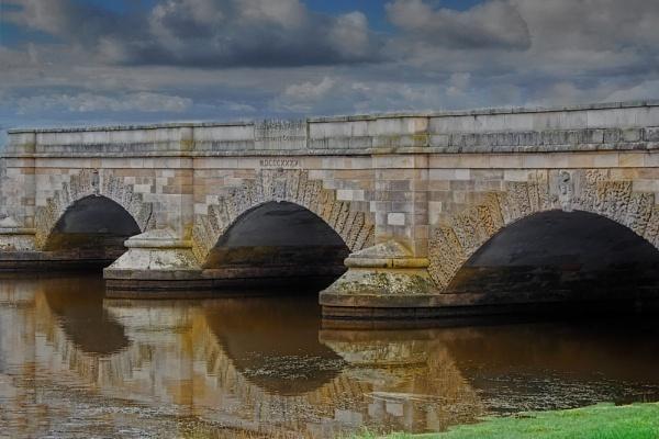 Convict Bridge, Tasmania by mmgraham