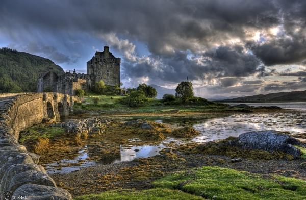 Eilean Donan Castle. by Jim_McKinna