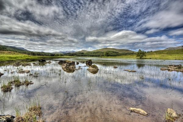 Coille Mhorgil, Glen Garry by Jim_McKinna