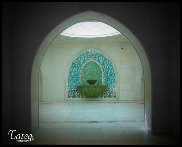 inside zayed mosque by Tareq66