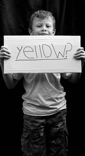 YELLOW by Rockhopper350