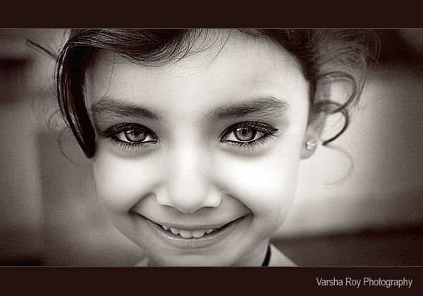 eyes can speak a lot... by varsharoy