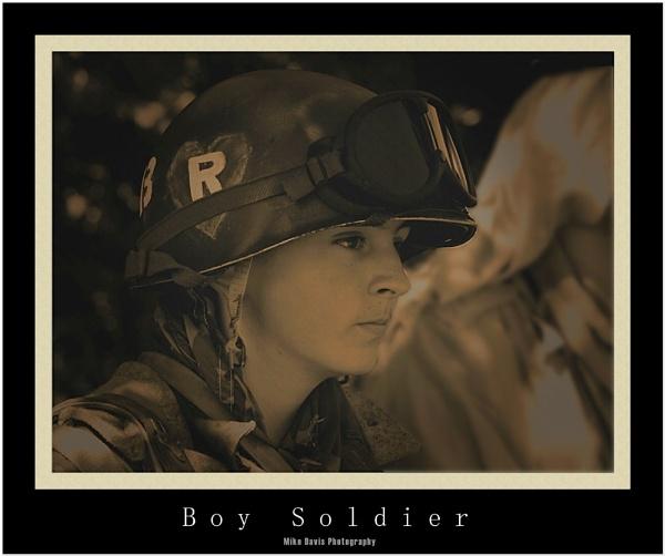 Boy Soldier by Alandyv8
