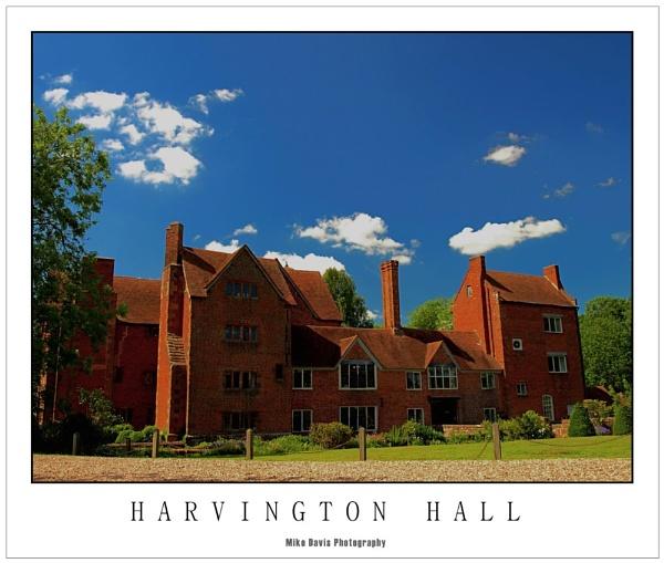 Harvington Hall by Alandyv8