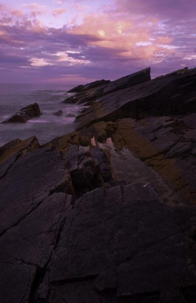 Collieston Bay by CorporalClegg