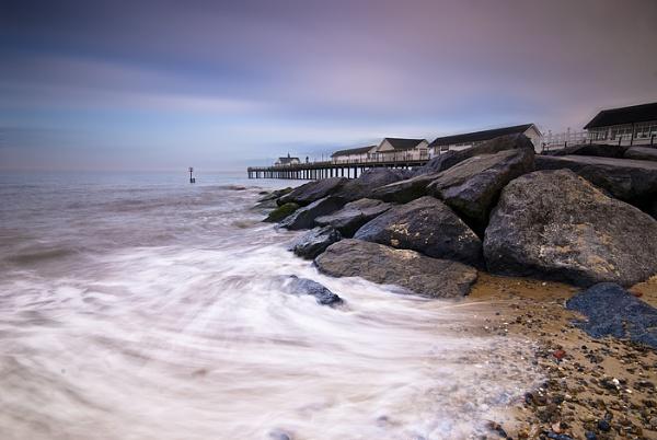 Southwold Pier by lloydee