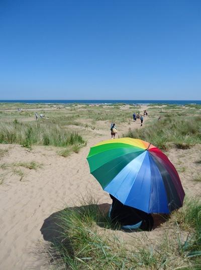 Tentsmuir Beach by crunchie