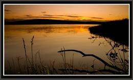 Sunset on the Foyle
