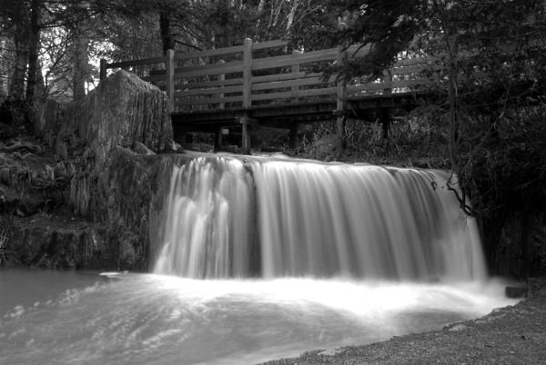Bowring Park Falls by GillesG