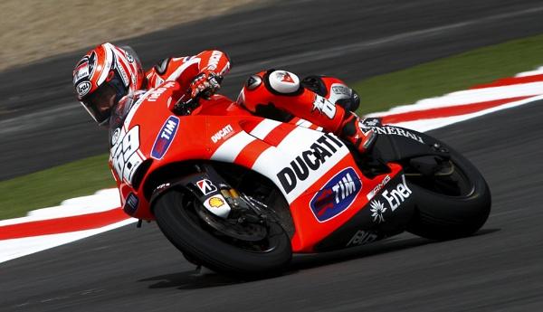 Nicky Haydon on Ducati Gp11 by Adi7r