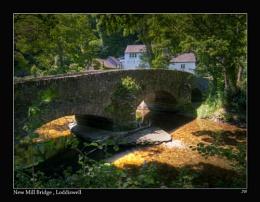 New Mill Bridge , Loddiswell