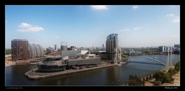 SALFORD QUAYS by buxton