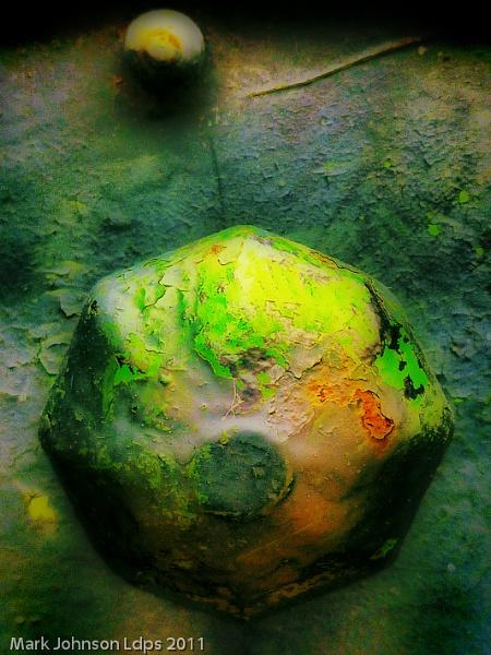 Rusty Handle by PhotoMorph