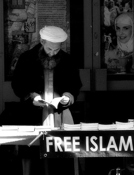 Free Islam by joelgalleries