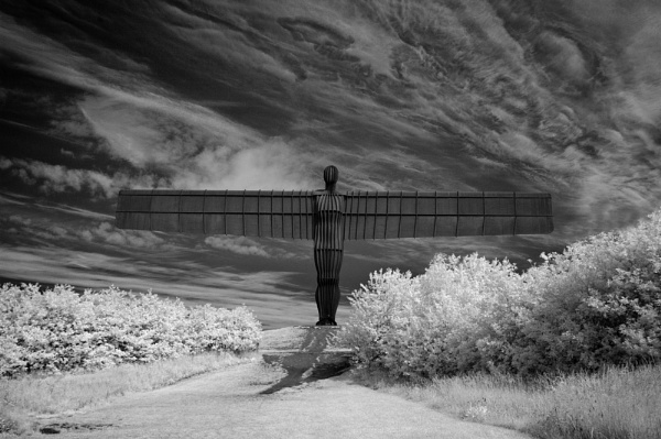 Angel of the North by paddyman