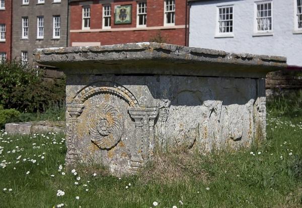 Tombs&Bridport Church by xwang