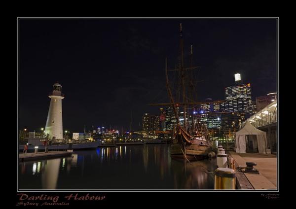 Maritime Museum Darling Habour by Merbert