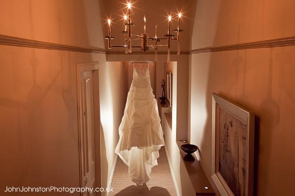 Bridal Dress by JohnJohnstonPhotography