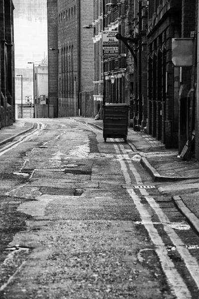 Lonely Bin by karen1961