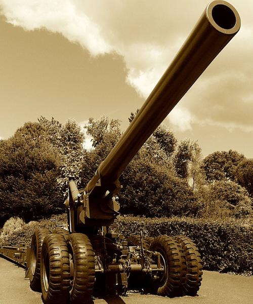 THE GUN by WYNN