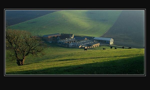 New Barn Farm by Keith James