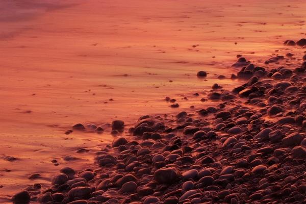 Rhodes Sunrise by Kim Walton