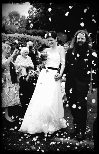 Wedding Shot by joshwa