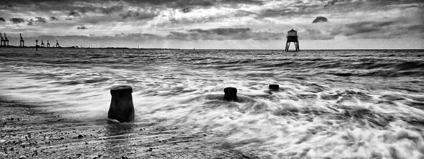 Stormy Harwich by pdsdigital