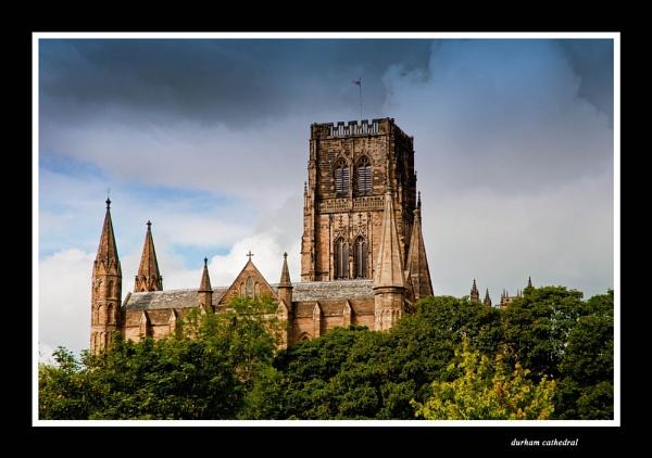 durham cathedral by tattsdurham