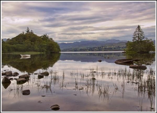 Lough Eske, Co Donegal by ANNIEKERR