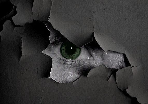 eye spy.... by becciread