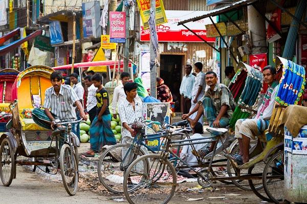 Rickshaw Riders by Artful_Dodger
