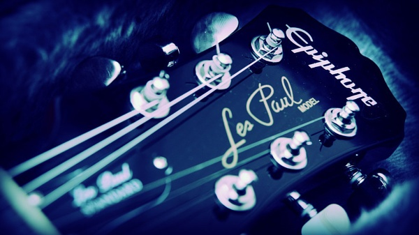 Les Paul by nathanwebster