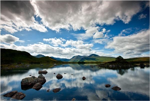 Floating Boulders... by Scottishlandscapes