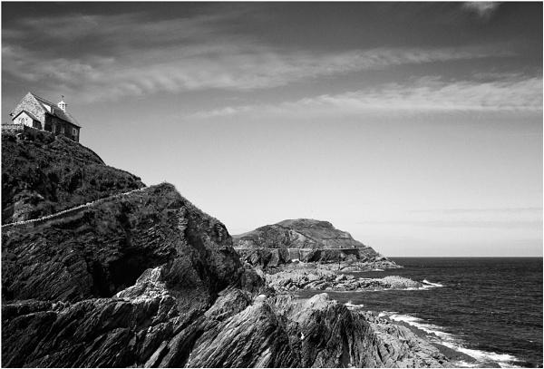 Rugged Coast by hollkj