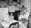 1940's Kitchen by pentaxpete