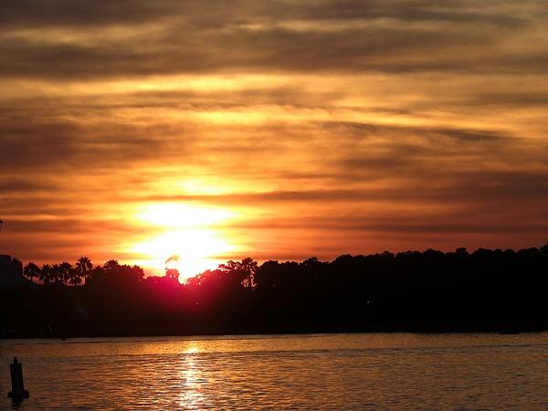 A Florida Sunset by sazzykins