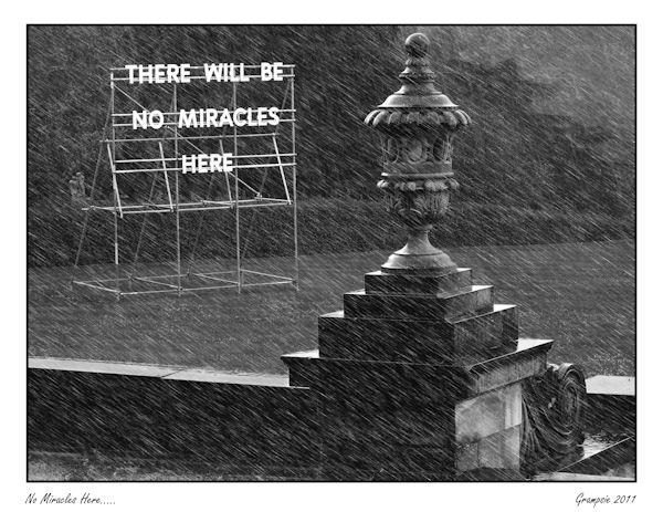 No Miracles Here by thebigA
