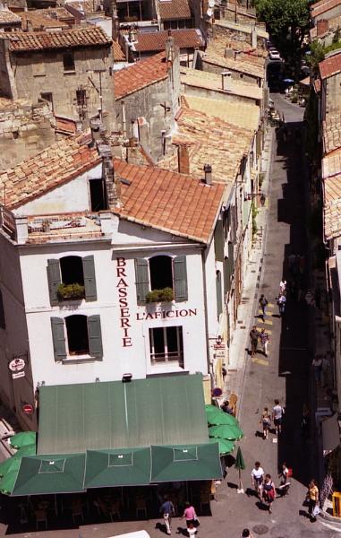 Street in Arles by n8trm