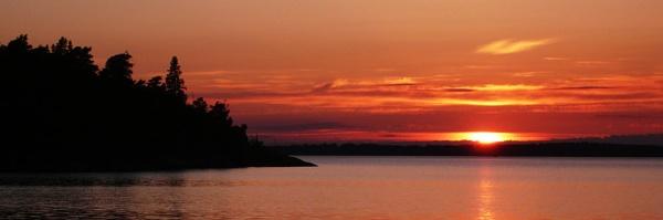 Swedish Sunset by navigatornick