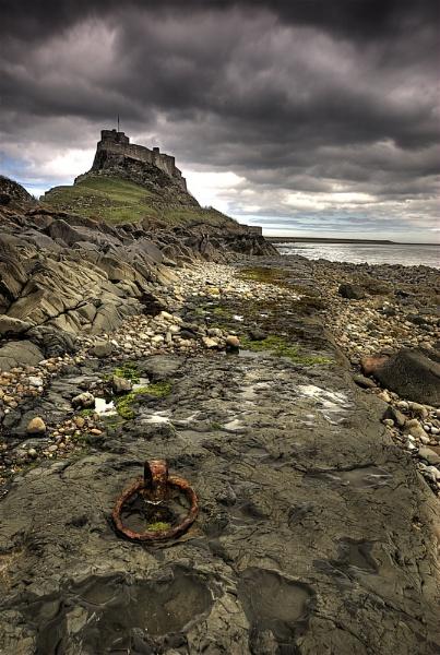 Lindisfarne Castle by twainey