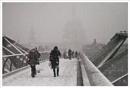Snowbound London