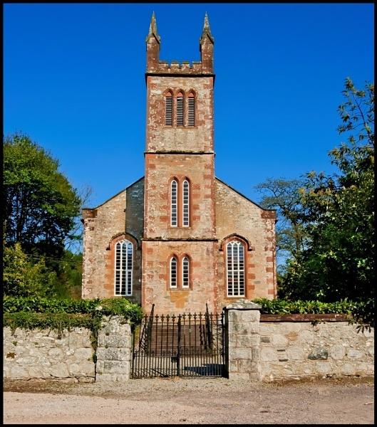 West Anwoth Church by Natzdad