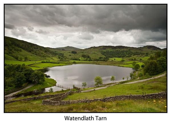 Watendlath Tarn by paddyman